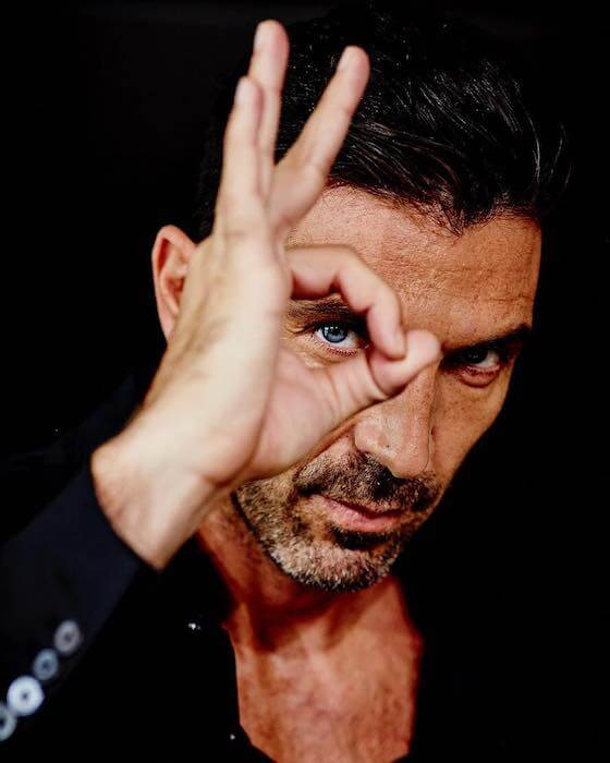 Gianluigi Buffon, Silvia Sadecka, Magazine, Footbal player, Juventus, Team, Soccer